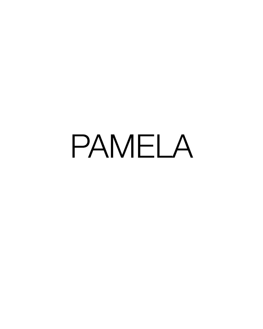 Thirty 2010: Pamela