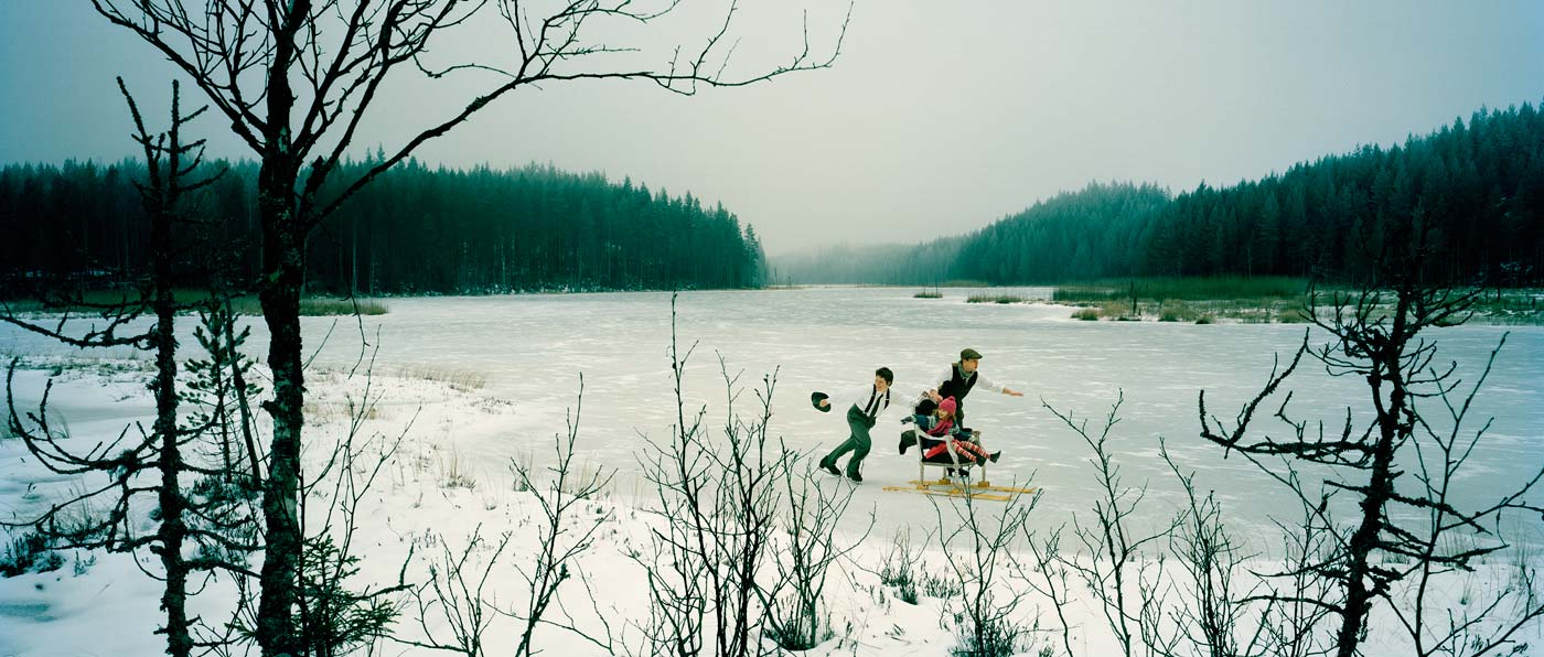 Memories and Nightmares: The Frozen Lake