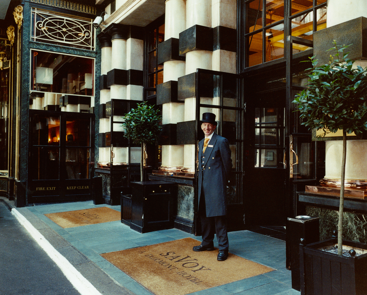 Doorman, The Savoy